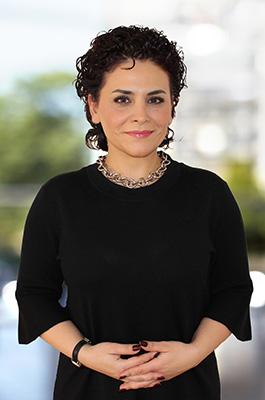 dieses Foto zeigt Nana Schiffer-Tavakoli